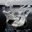 Diamond Wedge sandal