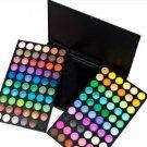 Pro 120 Full Color Eyeshadow Makeup Palette Matte Shimmer Eye Shadow Make up Cosmetic Set Free