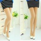 women's outer wear high waist warm feet thick leggings