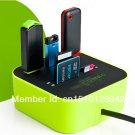 USB HUB 3 PORT MICRO SD TF M2 SDHCMS CARD READER IPAD 4