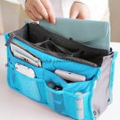 TRAVEL INSERT HANDBAG ORGANISER PURSE BAG POUCH