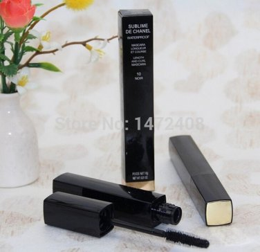 Makeup waterproof mascara courbe length and curl mascara Noir Kit