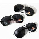 UV400 Polarized coating Sunglasses New Driving Aviator Mirror