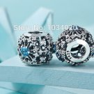 Women Snowflake Charms Fits Stylish Bracelets
