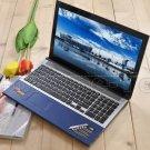 15.6 inch laptop computer Atom N2600 4G RAM 640G HDD DVD-RW WIFI Bluetooth HDMI Webcam