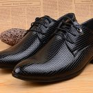 Edition of 2015 new pointed toe oxford casual Men Dress shoes man Office Shoe