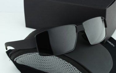 New polarized men Wear Sunglasses With Aluminium Frame