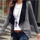 2015 new fashion women jacket long sleeve formal coat