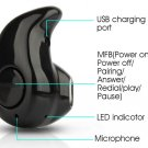Wireless Bluetooth Headphone S530 V4.0 Stealth Universal Use 4 All Phones