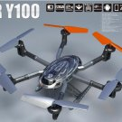 QR Y100 5.8Ghz FPV Hexacopter Drone Helicopter with Camera DEVO 4 Transmitter