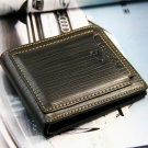 Genuine leather Men wallet Design Style Pocket Purse
