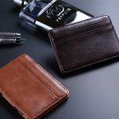 High quality leather magic wallets fashion Pocket Wallet