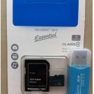 New MICRO SD MEMORY CARD ADAPTER CARD READER CLASS 10 / 64GB Style