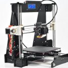 6Material size 210*210*210m High Quality I3 DIY 3d Printer kit 2Roll+ 8GB SD LCD