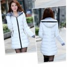 Wadded jacket female 2015 Women winter jacket down cotton jacket Large Size