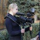 New Camera +Movie DSLR Rig Movie Kit Shoulder Mount Holder Stand