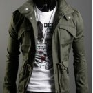 Men Casual Wear Jacket And Blazer Military Touch jackets Outerwear Large Size