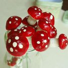Mushroom Pots Fairy Decoration Home Arts Product