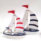Mediterranean Sailing Ship Decoration Crafts Piece