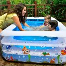 Children Pool thick PVC inflatable swimming pool Water