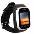 New Generation Design Touch Screen Digital Dual Sim Smartphone Wrist-Watch