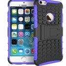 iPhone 6s Plus Kickstand Case Heavy Duty Armor Shockproof Hybrid
