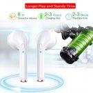 Free Shipping Mini Twins Wireless Bluetooth Ear-Plug Headset Earphone