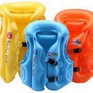 Colorful Summer Swimming Inflatable Children Vest Jacket 2018