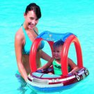 Free Shipping inflatable Float Swim Ring fire Baby 2018