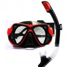 Free shipping Snorkel Silicone Breathe + Mask Optical Lens diving Set 2019