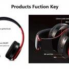 Free shipping Portable Bluetooth Headphones Wireless Shocking Bass Headsets 2018
