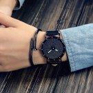 free ship luxury quartz leather strap Clock watches Unisex 2018