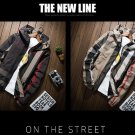 free ship 2018 New Men's Casual Hooded Jacket / Men's Cardigan Zip Hooded /Large Size/Xl Size