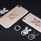 ring round support desk mobile phone holder stand