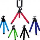 Mini Flexible Tripod stand holder support action camera for all phones