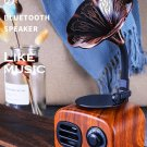 bluetooth portatil Speaker Portable Mini Wireless Gramophone Speaker support TF Card D8