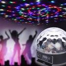 Dj Laser Disco Ball Stage Light Led Rgb Crystal Magic Ball Effect Light