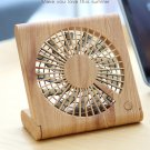 folding fan outdoor portable silent desktop mini small fan