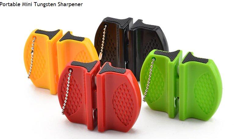 Portable Mini kitchen Knife Sharpener Kitchen Tools Accessories