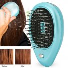 Salon Beauty 1 Pcs Supplies Magic Portable Electric Ionic Hairbrush