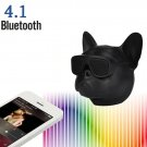 Mini Dog Portable Wireless Bluetooth Speaker Outdoor Loudspeaker