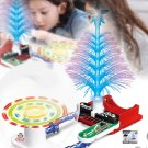Christmas tree Model DIY Switch Circuits Electronic Discovery Blocks Kit