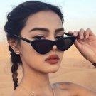 Cat Eye Sunglasses Women 2020 New Fashion Triangle Small Size Frame