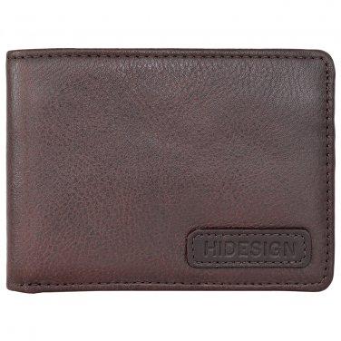 Hidesign Charles Classic Slim Wallet Brown