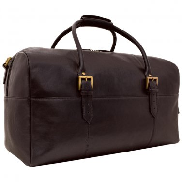 Hidesign Charles Cabin Sized Duffel Brown