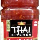 THAI KITCHEN SWEET RED CHILI SAUCE LARGE SIZE 33.82 OZ. FREE SHIPPING!