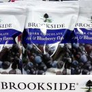 BROOKSIDE DARK CHOCOLATE BLUEBERRY ACAI & BLUEBERRY FLAVORS LARGE 2LB  FREE SHIP