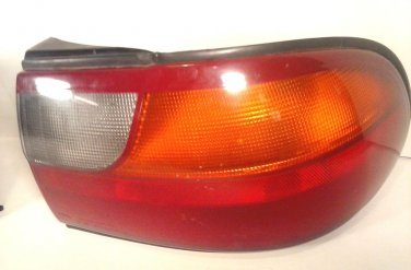 RIGHT TAIL LIGHT LENS 2002 CHEVY MALIBU 1997-2003 FREE SHIPPING!