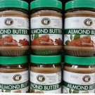 SQUIRREL BRAND ALMOND BUTTER VEGAN GLUTEN FREE SPREAD LARGE 24 OZ FREE SHIPPING!
