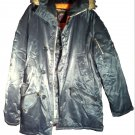 GRANDE BAY INTERNATIONAL COLLECTION COAT NYLON RUBBERIZED BACK FREE SHIPPING!